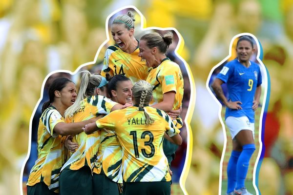 For everyone who says women's sport is boring, you must've missed the Matildas last night.
