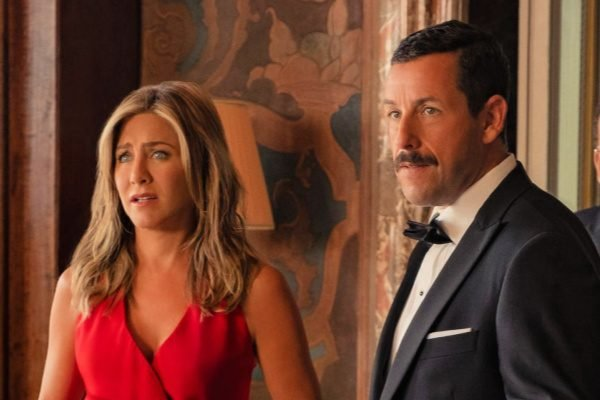 Murder Mystery is the new Netflix comedy that more than 30 million people have watched.
