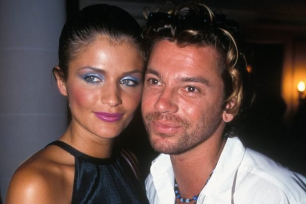 """Michael Hutchence and Helena Christensen were a """"perfect match"""". Then a head injury changed him."""