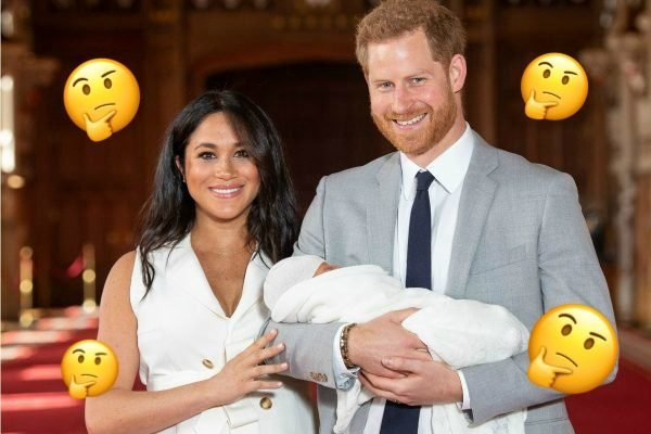 A very serious royal investigation into who baby Archie actually looks like.
