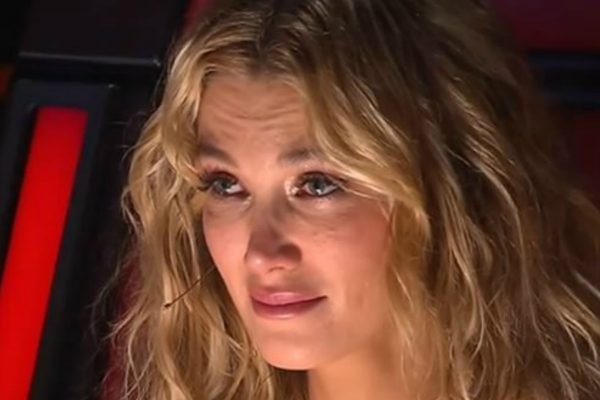 A recap of the performance that broke Delta Goodrem on last night's episode of The Voice.