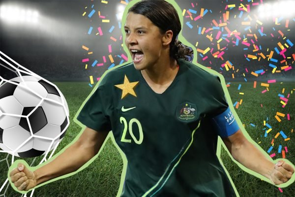 A famous family and an unlikely start: Today, Sam Kerr is the face of Australian sport.
