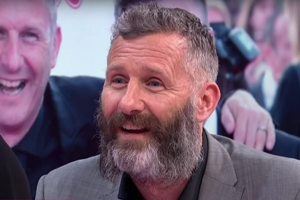"""""""You are a terribly odious, horrible human being."""" Comedian Adam Hills' awkward live TV argument."""