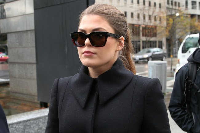 belle gibson cancer fraud court appearancebelle gibson cancer