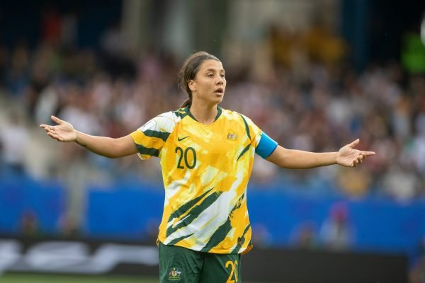 The prize money for the Women's World Cup is just 7.5 per cent of the men's.