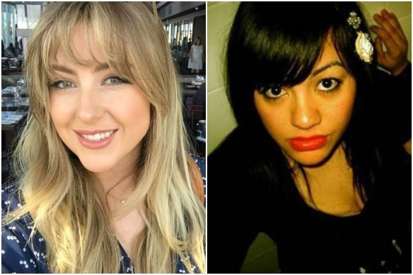 Literally just 18 before and after photos to help you decide whether to get a fringe.