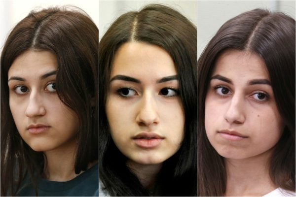 The Khachaturyan sisters killed their father. But thousands say they shouldn't go to prison.