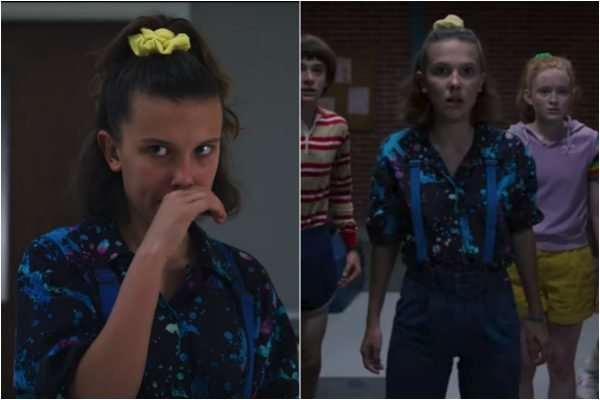 eleven stranger things