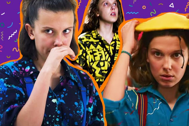 22 pieces you need to dress like Eleven in Stranger Things