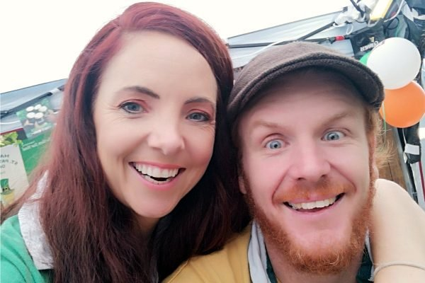 """After a """"third devastating miscarriage"""" in 4 years, Julia and Cameron turned to IVF Lite."""