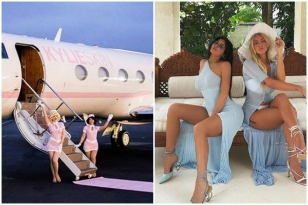 'Please behold my theory that Kylie Jenner's girls' trip has descended into chaos.'