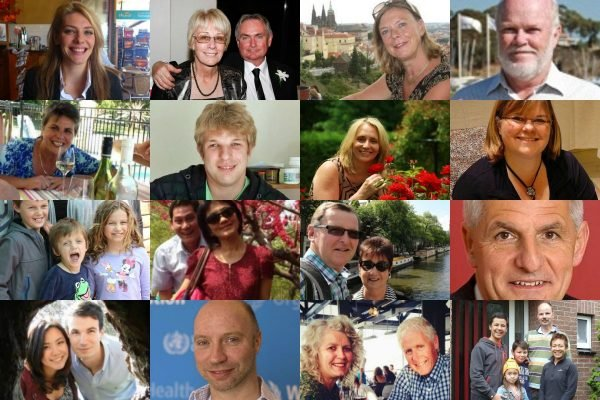80 children, 20 families, 298 people: Everything that was lost when MH17 was shot from the sky.