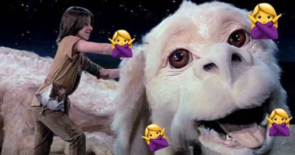 8 disturbing moments from The Neverending Story that our young minds completely missed.