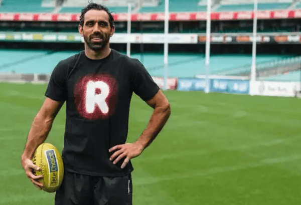 Adam Goodes recognise