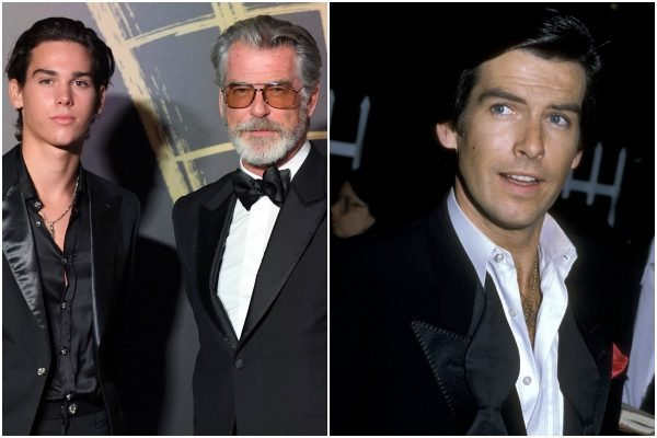 Paris Brosnan Pierce Brosnan