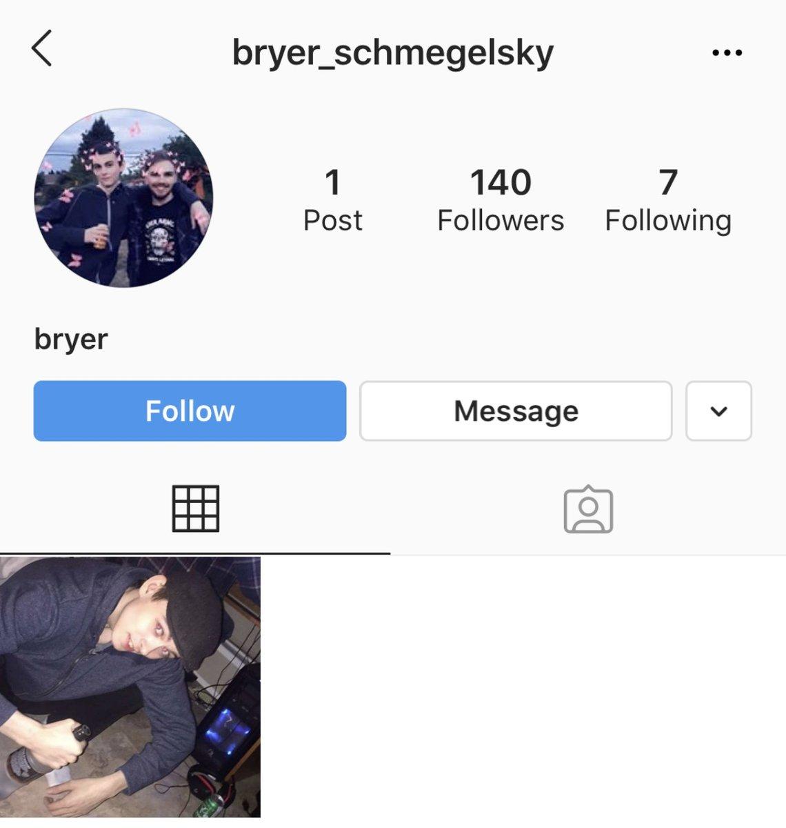 bryer schmegelsky instagram