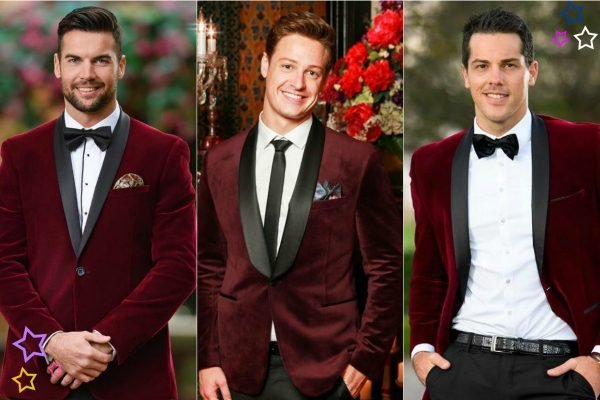 the bachelor velvet jacket