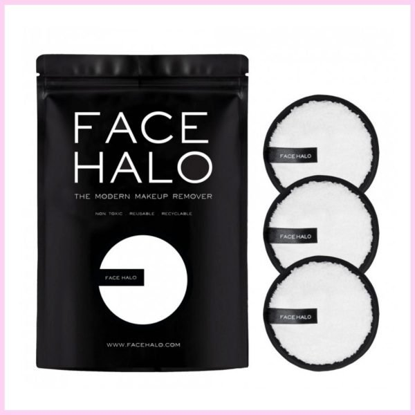 Face Halo Makeup Removing Pads 3 Pack