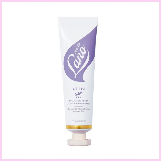 Lanolips Face Base The Aussie Flyer Leave-on Recovery Mask