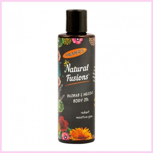 Palmer's Natural Fusions Baobab & Neroli Body Oil