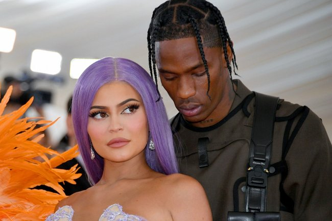 Kylie Jenner wedding to Travis Scott why people think they are married