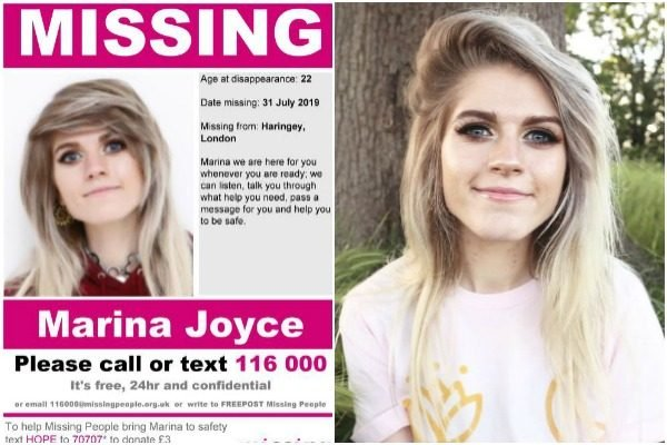 Fans thought Marina Joyce was begging for help on YouTube. Three years later, she vanished.