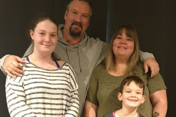 Melissa's family were $50,000 in debt. Now, they've bought their dream home.