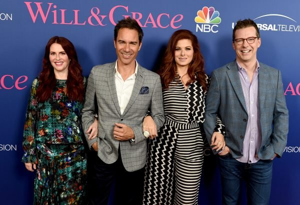 "NBC's ""Will & Grace"" FYC Event - Arrivals"
