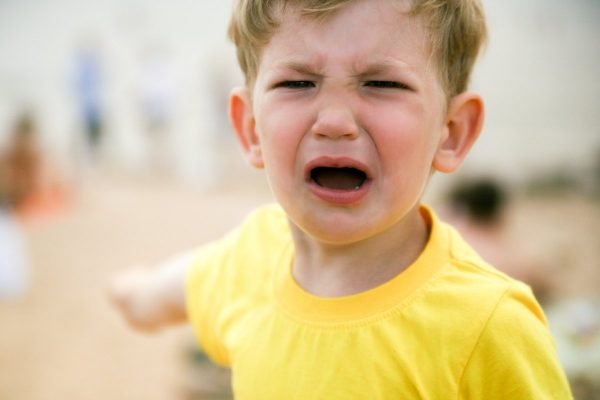 After School Restraint Collapse: It's science's way of validating your kid's arvo meltdown.