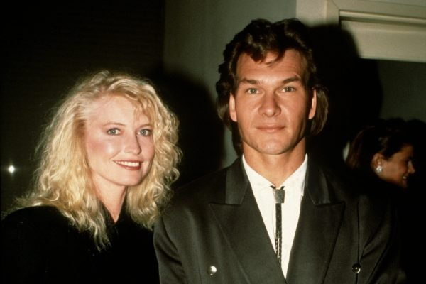 """Very violent."" Patrick Swayze's wife on her late husband's 'abusive' childhood."