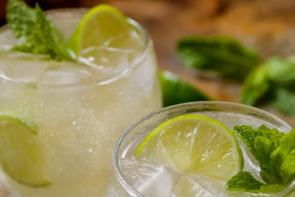 Ginger Mojitos. Image via Getty.
