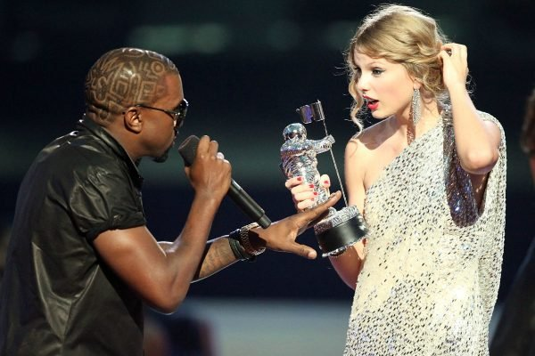 'There is Beyoncé crying'. What happened after Kanye West stole Taylor Swift's thunder.