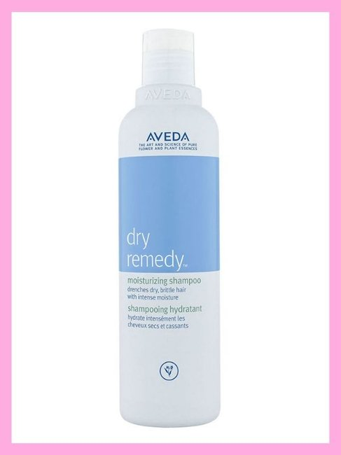 Aveda Dry Remedy Moisturizing Shampoo and Conditioner