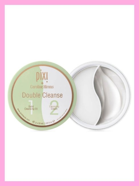 Double Cleanse by Pixi + Caroline Hirons