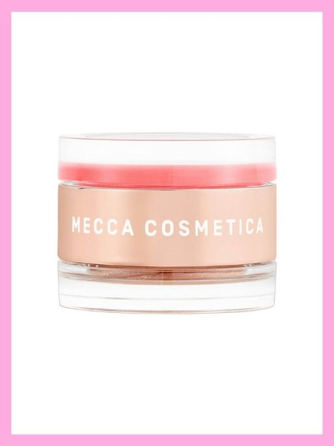 Mecca Cosmetica Hydra Cheek Tint and Illuminating Balm Duo in Watermelon