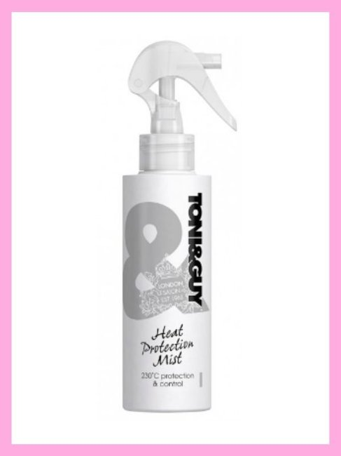 TONI & GUY Hair Heat Protection Mist