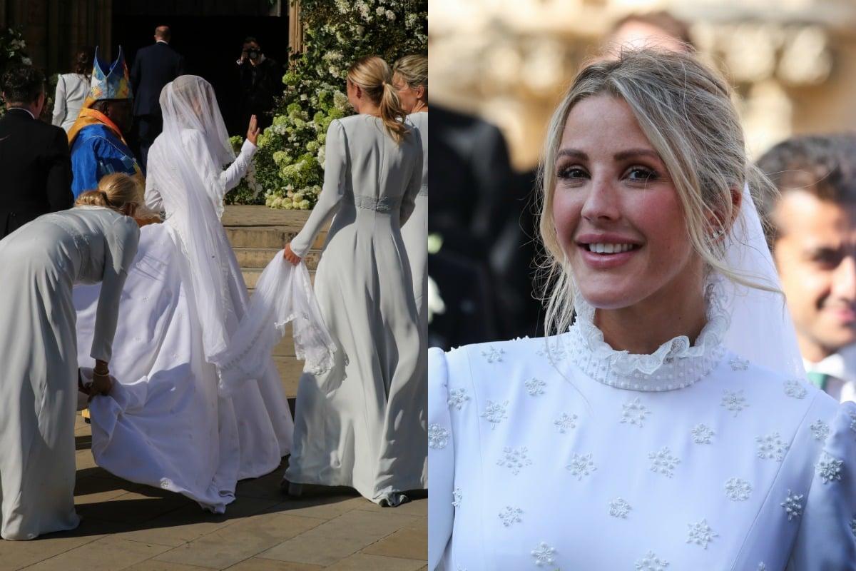 Every Photo From Ellie Goulding Caspar Jopling Wedding Day