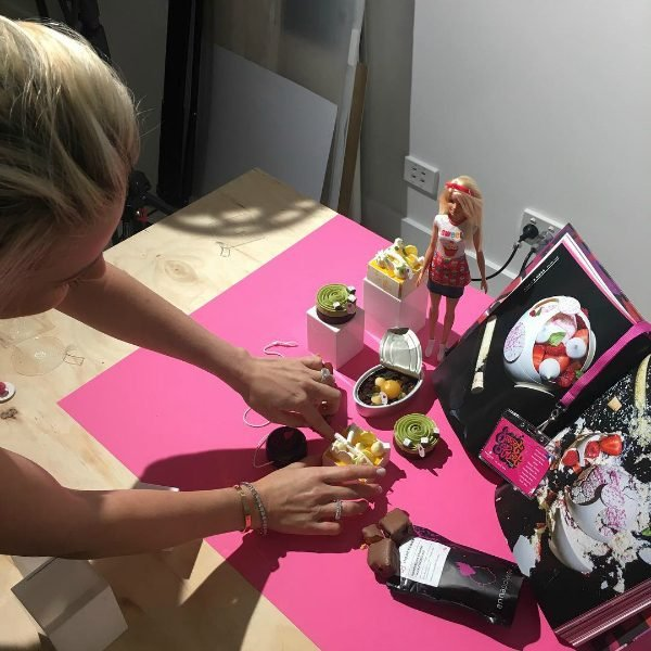 Roxy Jacenko day in the life