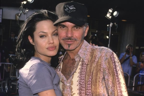 Blood vials and burial plots: The intense relationship of Angelina Jolie and Billy Bob Thornton.