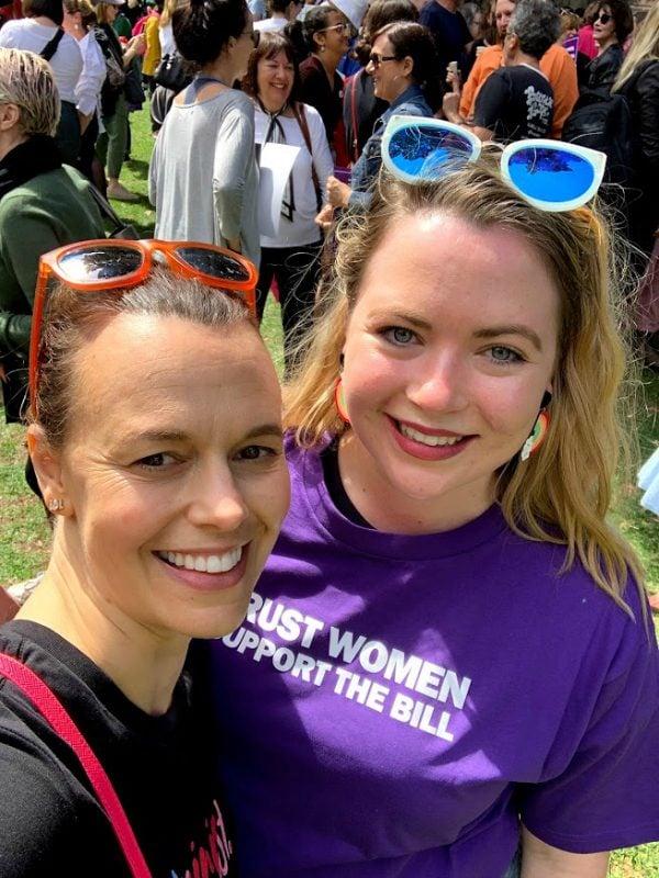 sydney womens march