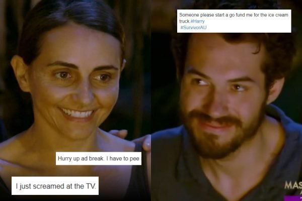 """""""WHAT THE HECK??: The nation reacts to the intense Australian Survivor 2019 finale."""
