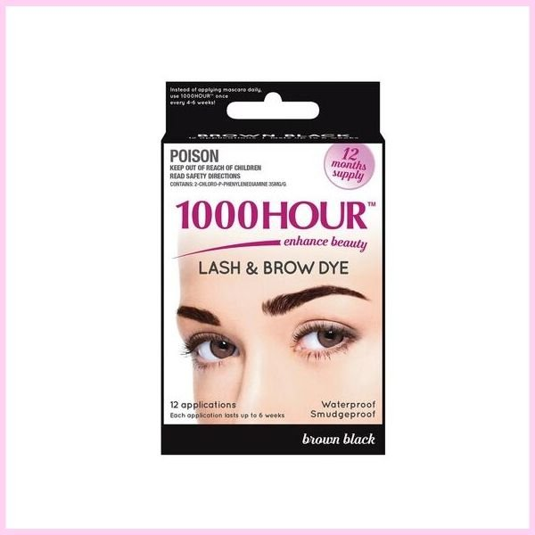 1000 Hours Brow and Lash Kit.