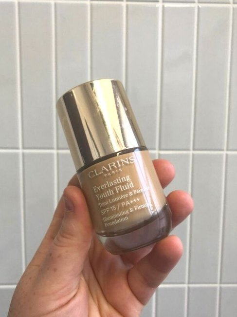 Clarins Everlasting Youth Fluid Foundation