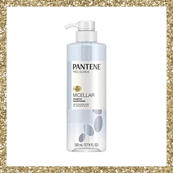 Pantene Micellair shampoo
