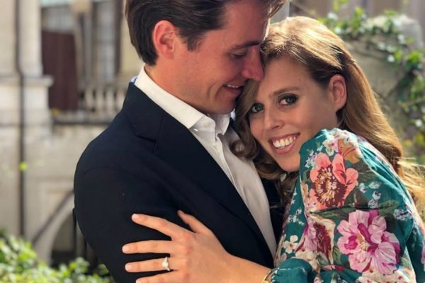 After 10 months of dating, Princess Beatrice is engaged to millionaire Edoardo Mapelli Mozzi.
