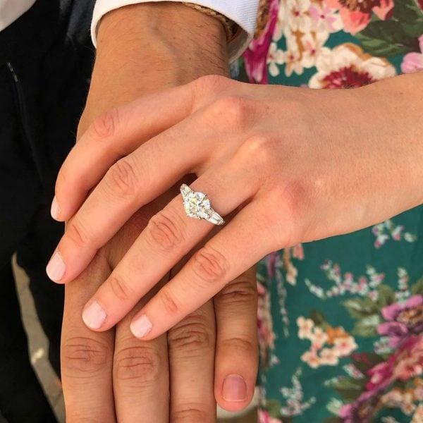 Princess Beatrice engaged