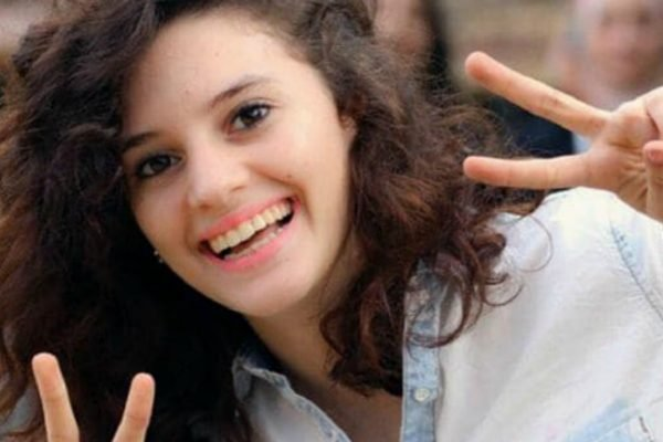 Today, a court heard Aiia Maasarwe's last words. The female judge thought we ought to know them, too.