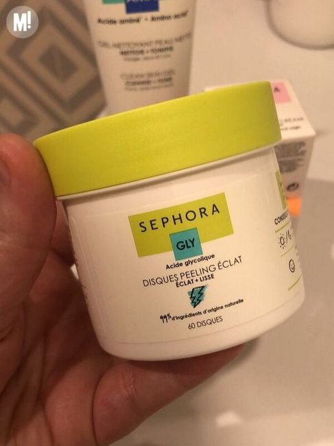 Sephora Collection Glow Peel Pads
