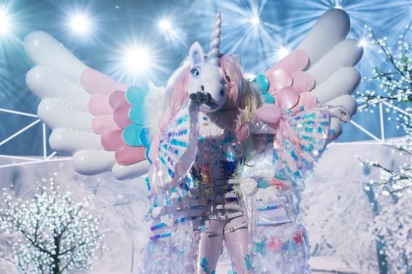 who is the unicorn on the masked singer australia