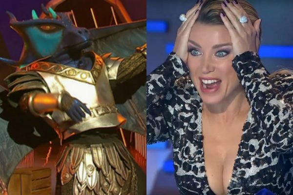 """""""CALLED IT."""" Just all the best reactions to tonight's wild Masked Singer reveal."""
